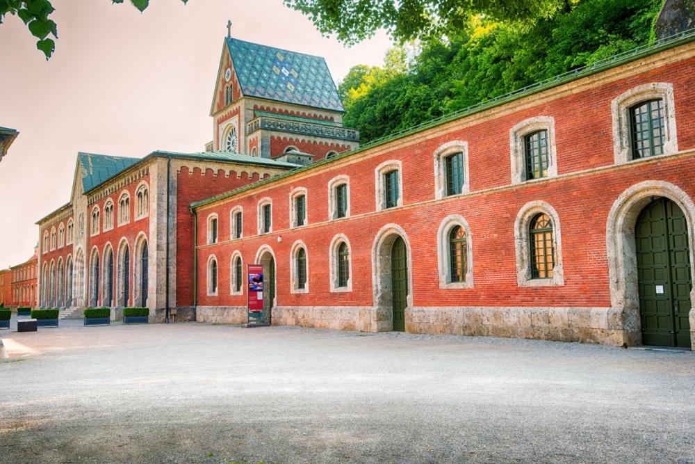 Kunstakademie Bad Reichenhall Alte Saline Hauptgebäude 2018